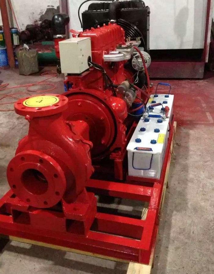 广东柴油机消防泵